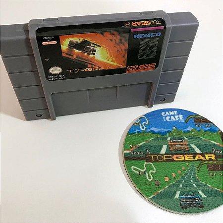 Cartucho Top Gear 2 - Super Nintendo
