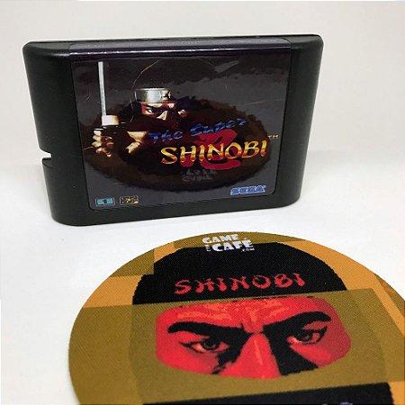 Cartucho The Super Shinobi - Mega Drive