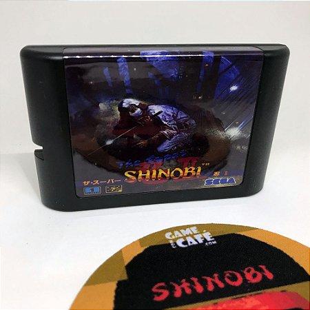 Cartucho The Super Shinobi II - Mega Drive