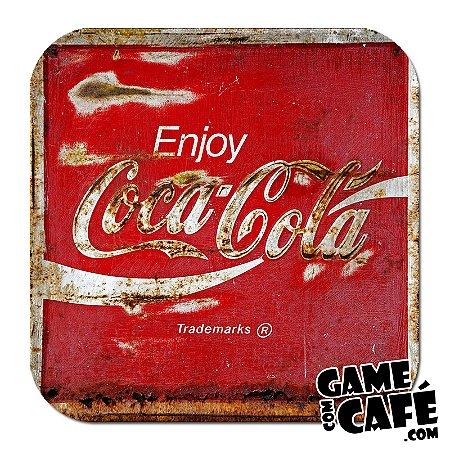 Porta-Copo Coca-Cola C02