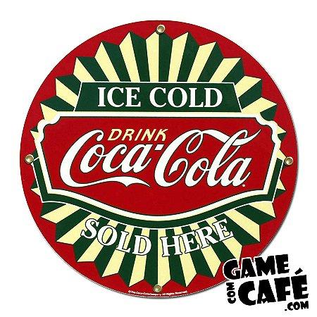 Porta-Copo Coca-Cola C18