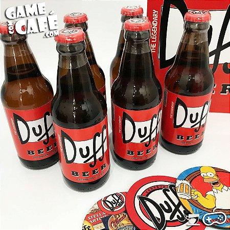 6 Cervejas Duff Beer 300ml