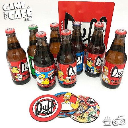 Coleção Cervejas Duff Beer