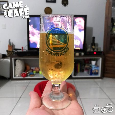 Taça de Cerveja NBA - Golden State Warriors