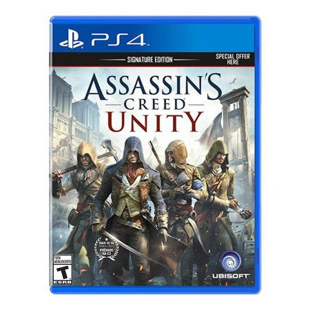 Assassins Creed - Unity - PS4