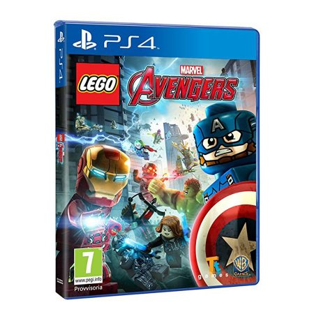 LEGO Avengers - PS4