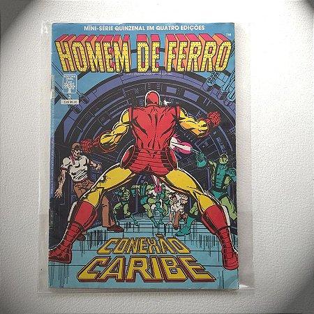Homem de Ferro - N2 - Conexão Caribe - 1988