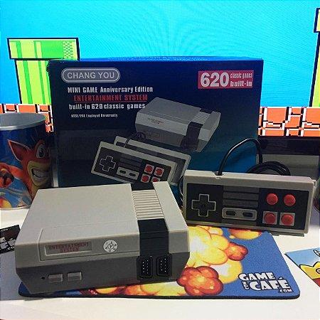 Mini NES Nintendinho com 620 Jogos