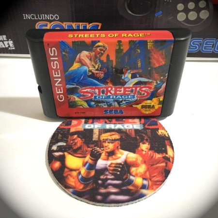 Cartucho Streets of Rage