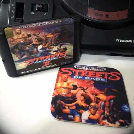 Cartucho Streets of Rage 2