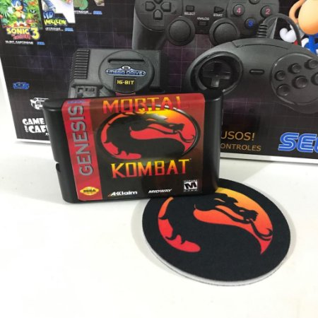 Cartucho Mortal Kombat