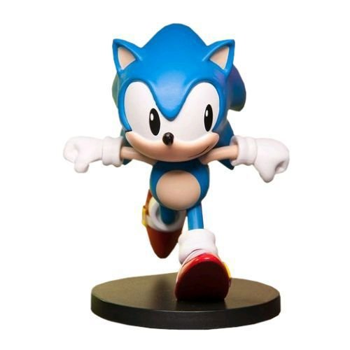 Action Figure Sonic The Hedgehog Boom Series 2