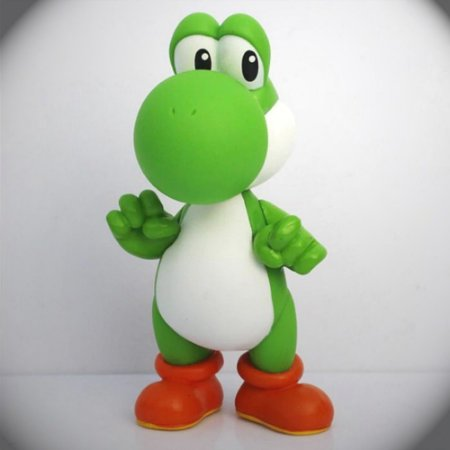 Action Figure Yoshi - Super Mario World