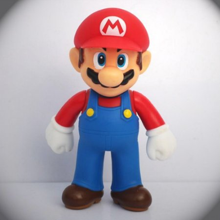 Action Figure Mario - Super Mario World