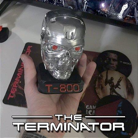 Action Figure T-800 Exterminador do Futuro