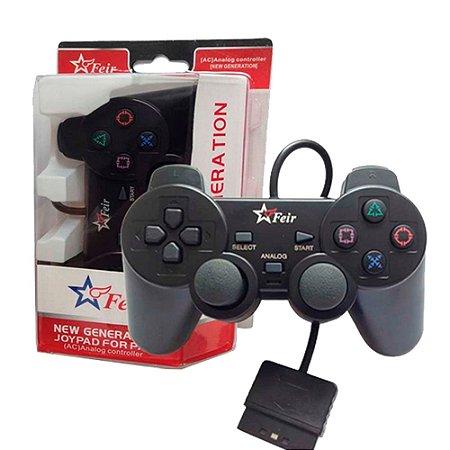 Controle para Playstation 2