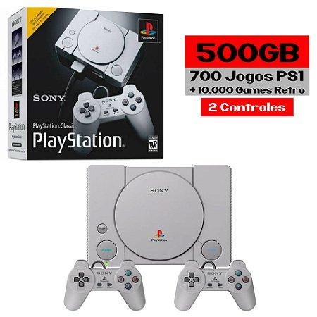 Playstation Classic Retro 700 Jogos