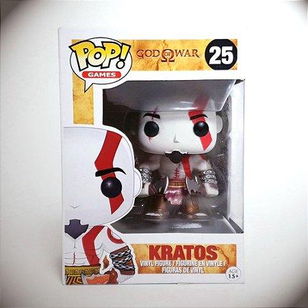 Funko Kratos Pop! Games