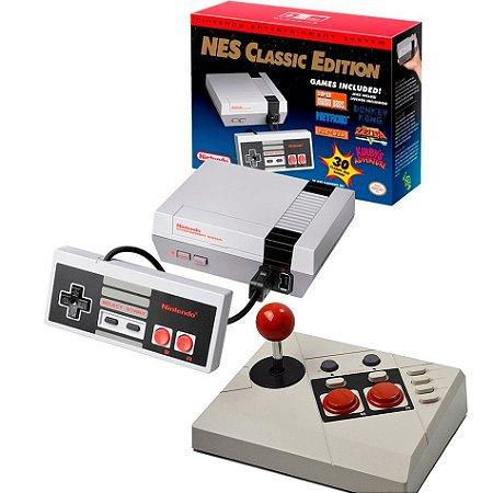 NES Classic Edition + Controle Arcade