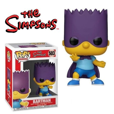 Funko Batman Pop! Television - The Simpsons