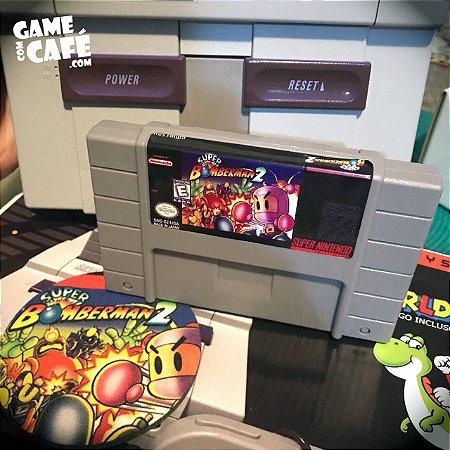 Cartucho Super Bomberman 2