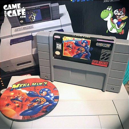 Cartucho Mega Man 7