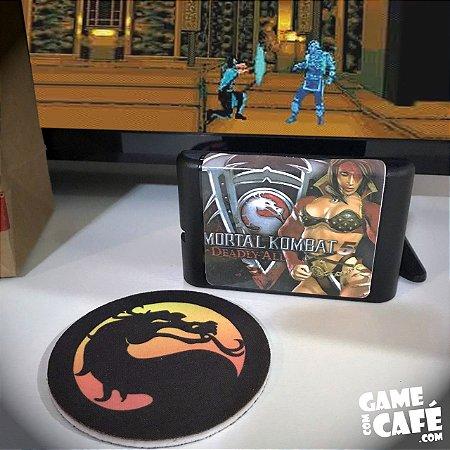 Cartucho Mortal Kombat 5
