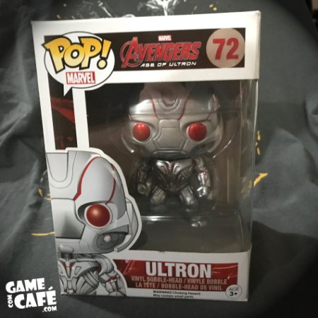 Funko Pop! Marvel Ultron