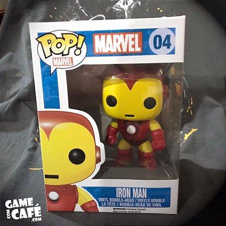 Funko Pop! Marvel Iron Man - Home de Ferro