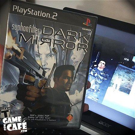 Syphon Filter Dark Mirror - PS2