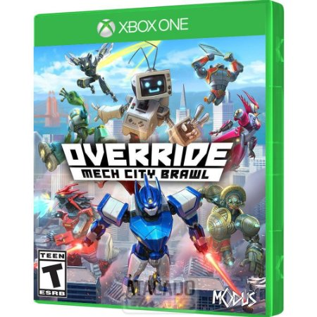 Override Mech City Brawl - Xbox One