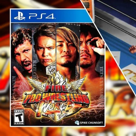 Fire Pro Wrestling World - PS4