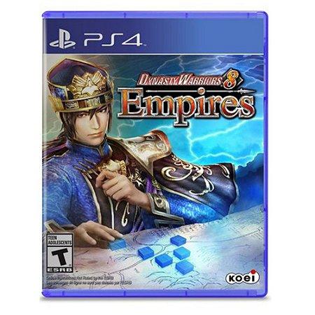 Dynasty Warriors 8 Empires - PS4