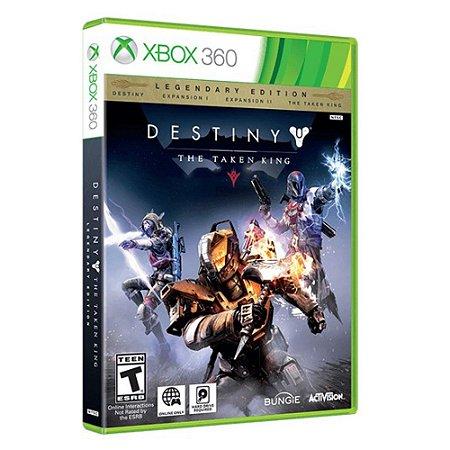 Destiny The Taken King - Xbox 360