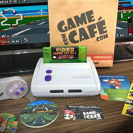 Super Nintendo Baby com 101 Games