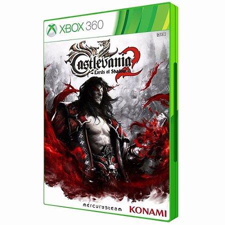 Castlevania 2 Lords of Shadows - Xbox 360