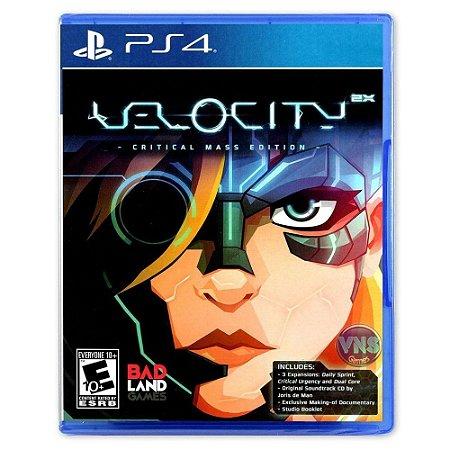 Velocity 2X - Critical Mass Edition - PS4