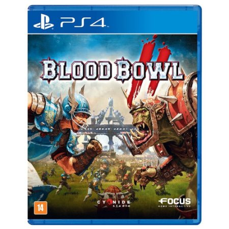 Blood Bowl 2 - PS4