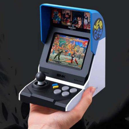 NeoGeo Mini International 40 Jogos