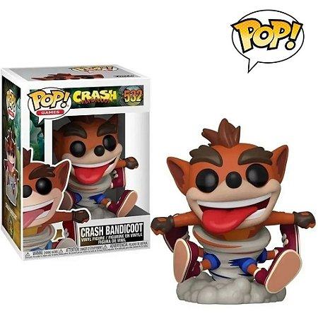 Funko Pop! Games - Crash Bandicoot 532