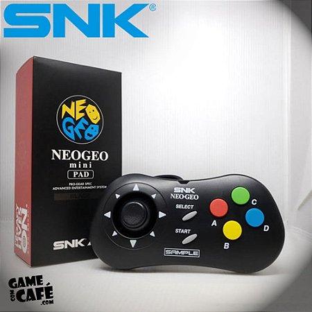 Controle NeoGeo Mini International