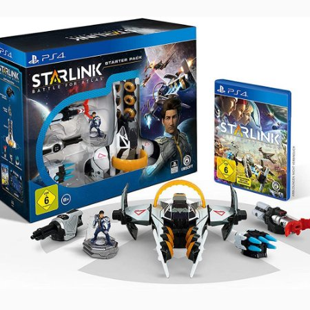 Starlink - PS4 - Starter Pack - Battle For Atlas