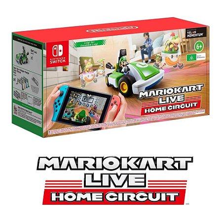 Mario Kart Live - Home Circuit - Luigi Set