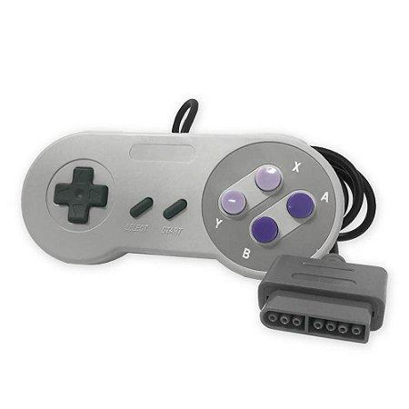 Controle Tradicional Super Nintendo