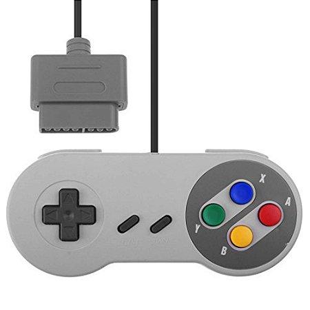 Controle Tradicional Super Nintendo - Famicom