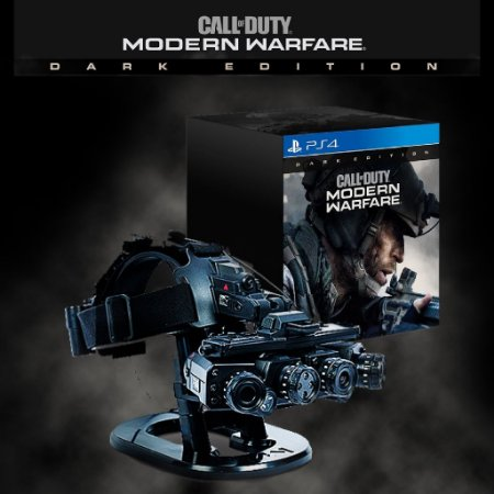 Call of Duty Modern Warfare DARK EDITION - PS4