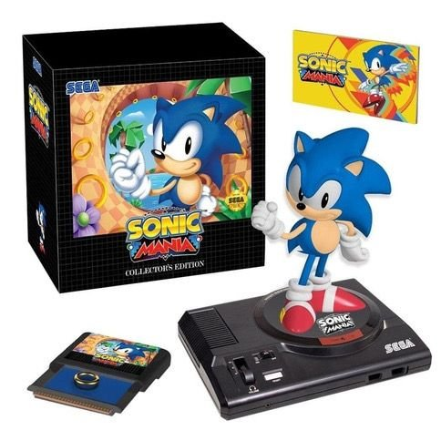 Sonic Mania Collectors Edition - PS4