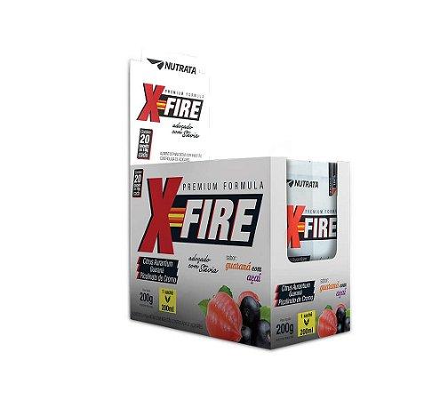 X-Fire 10gr com 20 saches