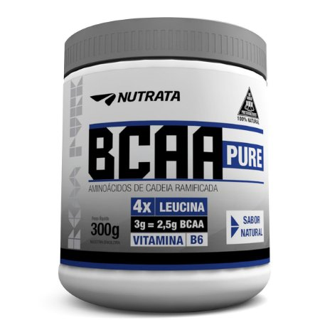 BCAA PURE SABOR NATURAL 300G