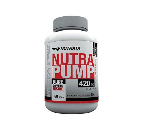 TERMOGÊNICO NUTRA PUMP 420MG - 60 CAPS